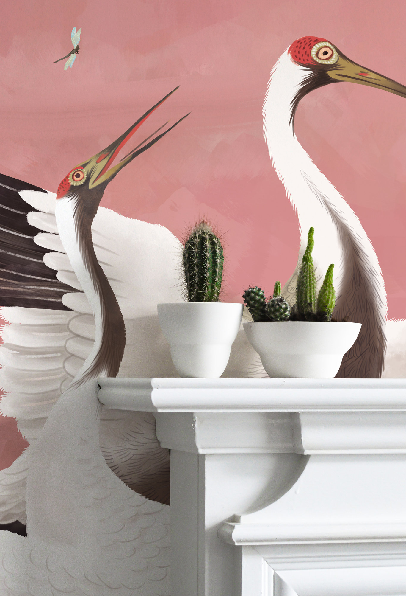 print hd Heron Wallpaper
