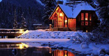 beautiful natural Cozy Winter Wallpaper