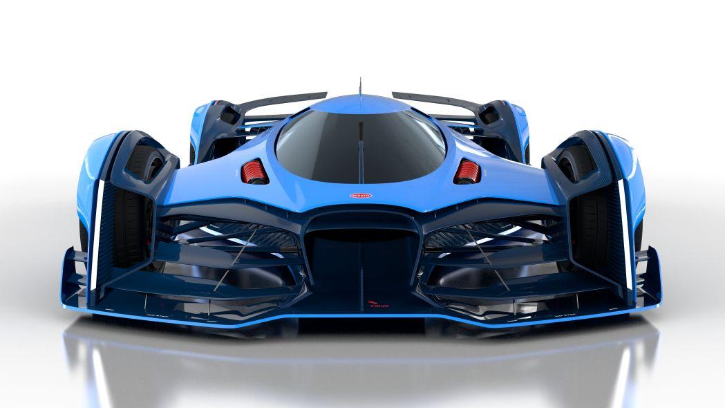 best Bugatti Vision Le Mans image