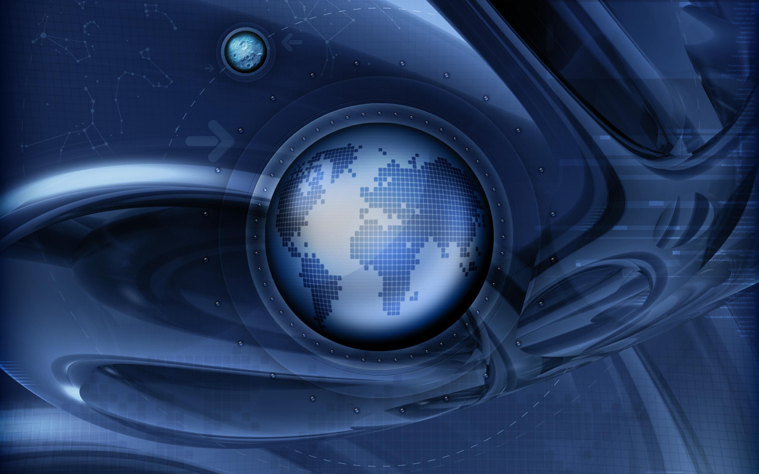 blue hd Best Digital Wallpaper