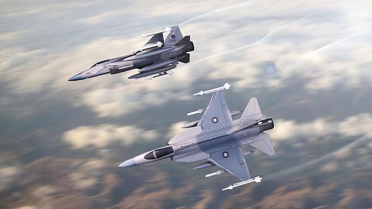air force Chengdu JF-17 Wallpaper