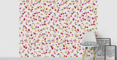 animated hd Confetti Wallpaper