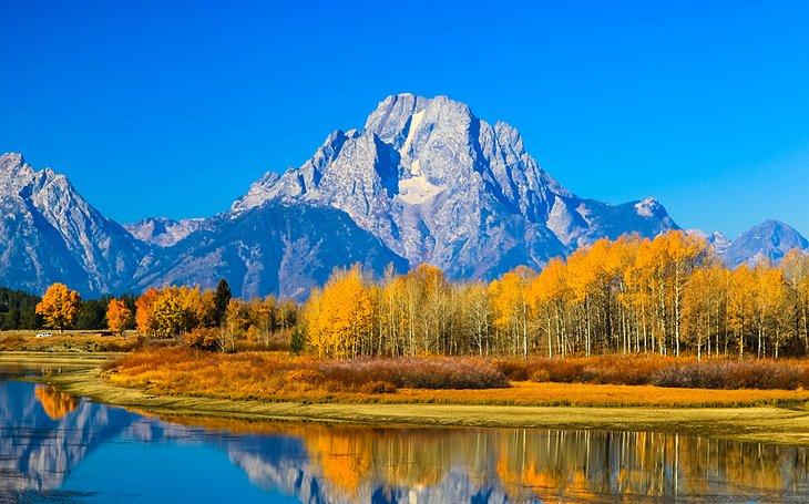 free Tetons National Park