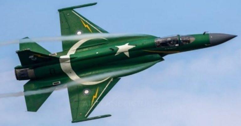 pakistan Chengdu JF-17 image