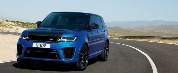 2018 Range Rover Sport SVR Carbon