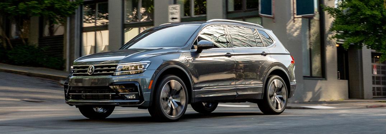 2020 Volkswagen Tiguan car image
