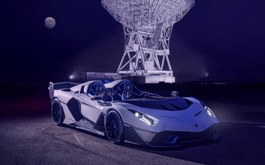 2021 Lamborghini SC20 Wallpaper