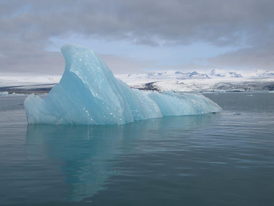 beautiful Gletschersee Jökulsárlón Wallpaper