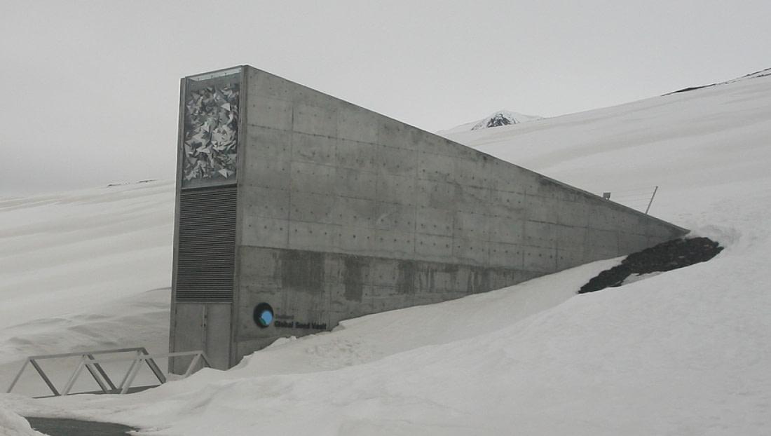 great Svalbard Global Seed Vault