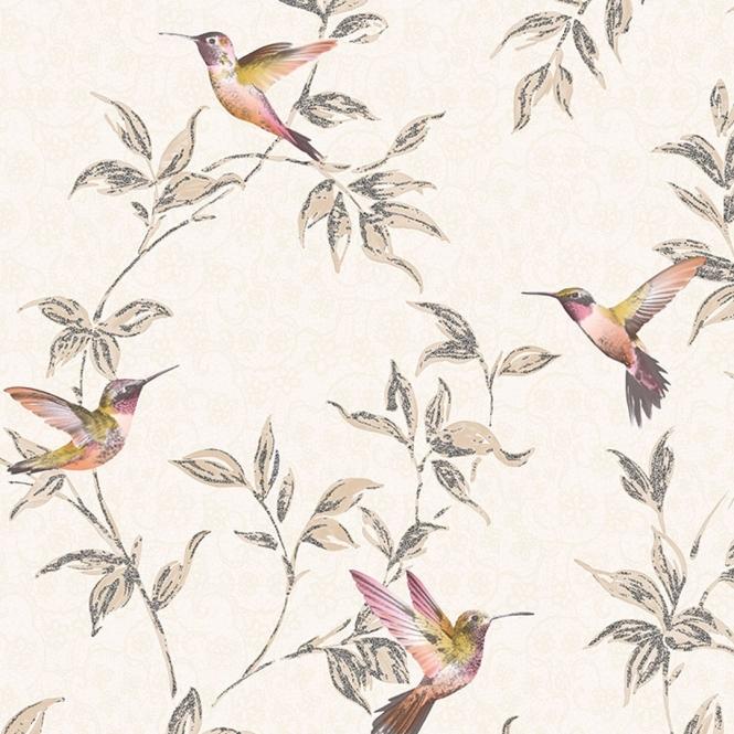 sparkle Hummingbird Wallpaper