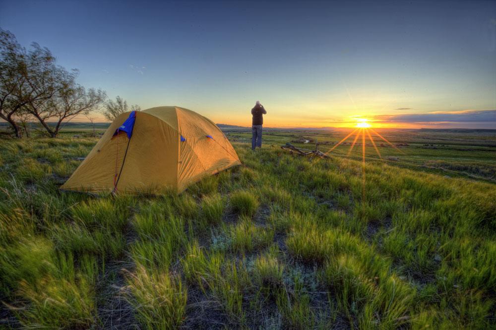 Beautiful Grasslands National Park