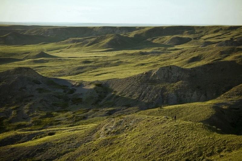 top Grasslands National Park Trails