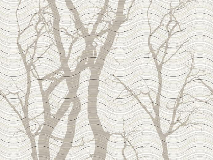 abstract style Scandinavian Wallpaper