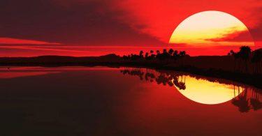 beautiful HD Sunset Wallpaper