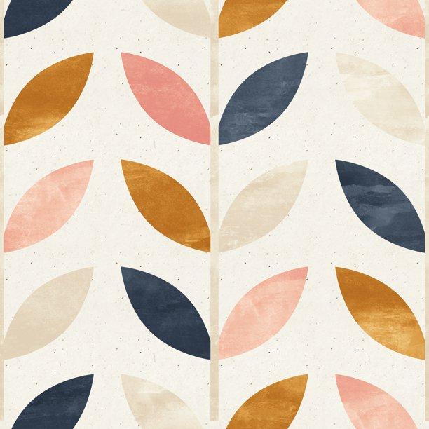 floral hd Scandinavian Wallpaper