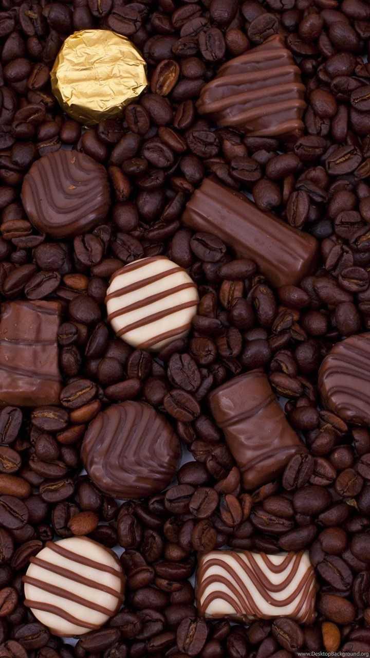 free Chocolate Wallpaper