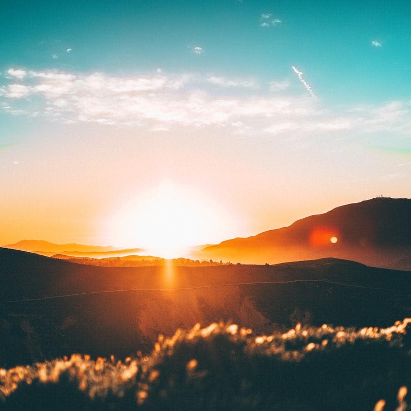 free nature HD Sunset Wallpaper