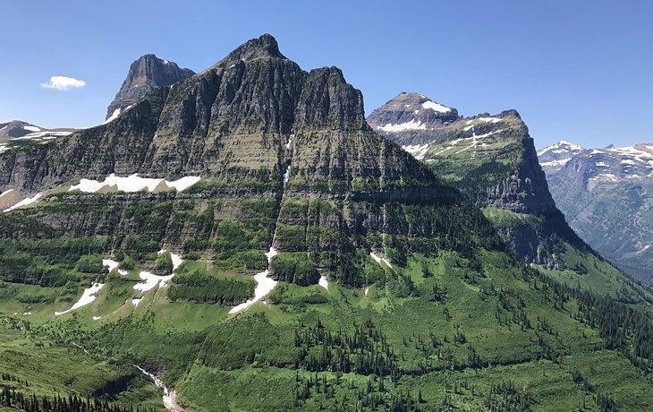 highline Glacier National Park image