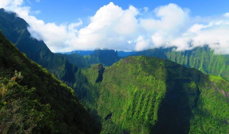 landscape French Polynesia