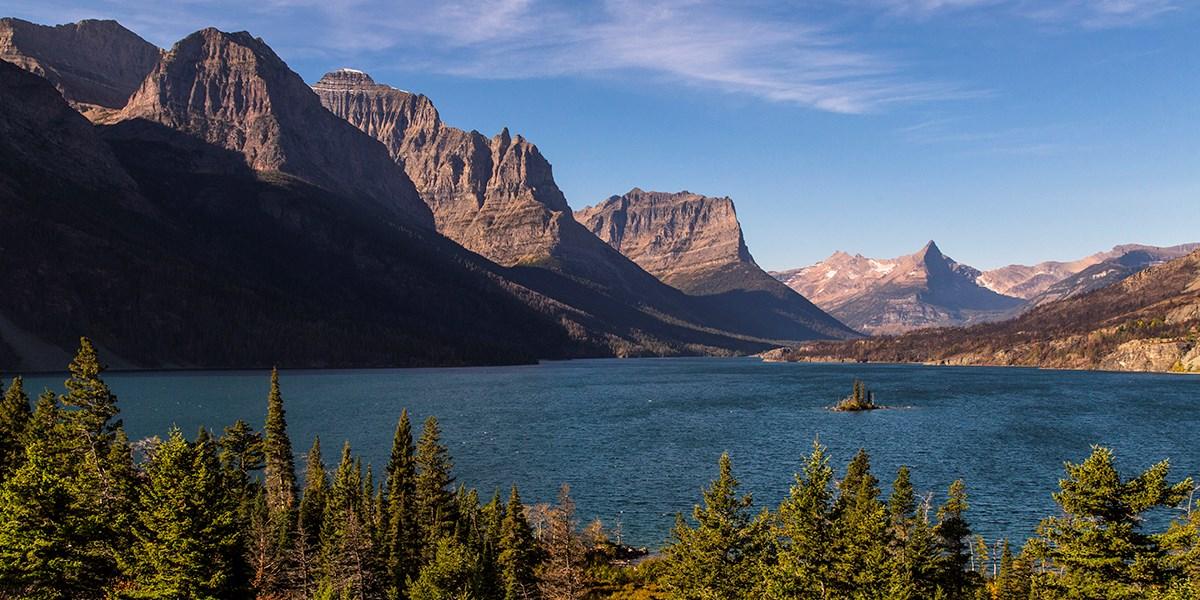 mountain Glacier National Park