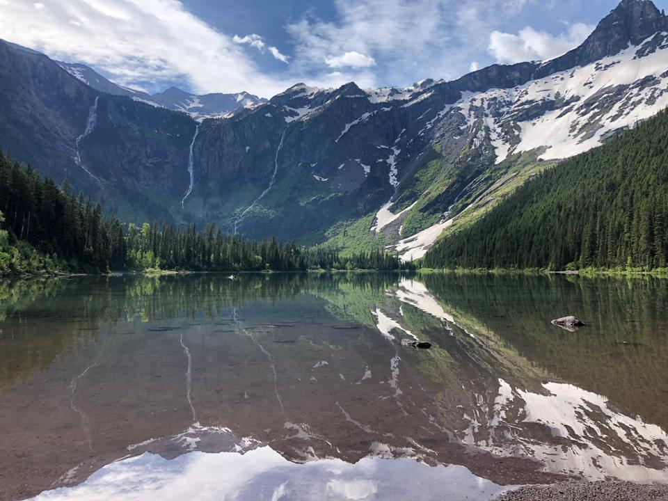 nice natural Glacier National Park