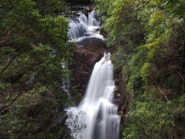 waterfall St
