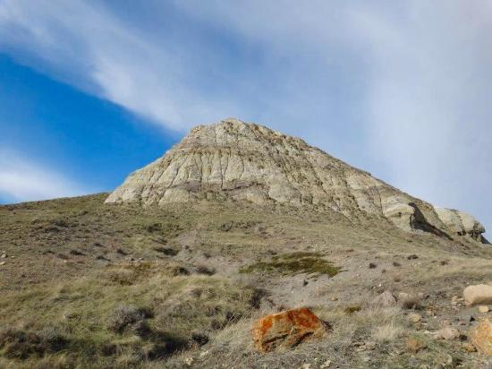 widescreen Grasslands National Park