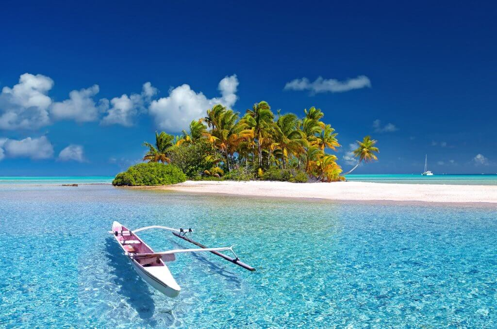 wonderful nature French Polynesia