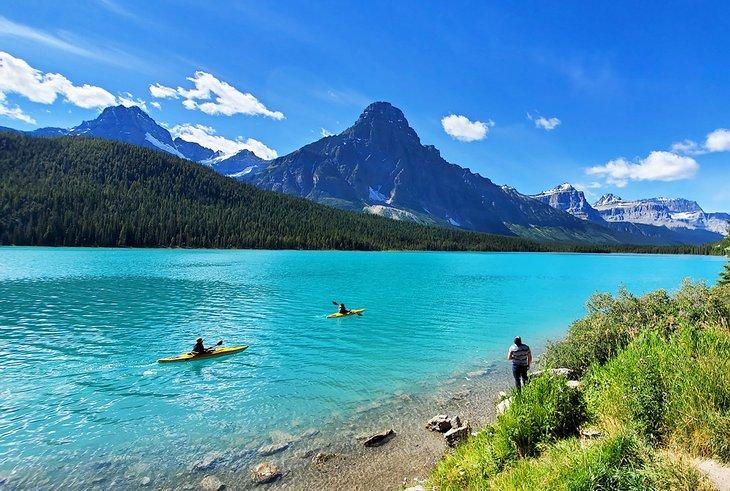 free natural Banff National Park