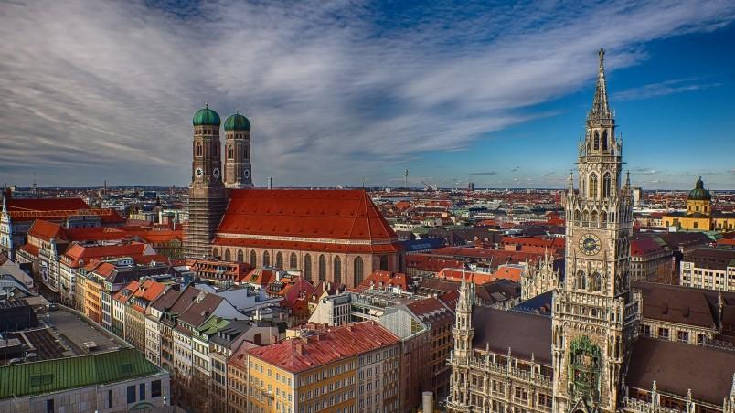 so nice Munich Wallpaper