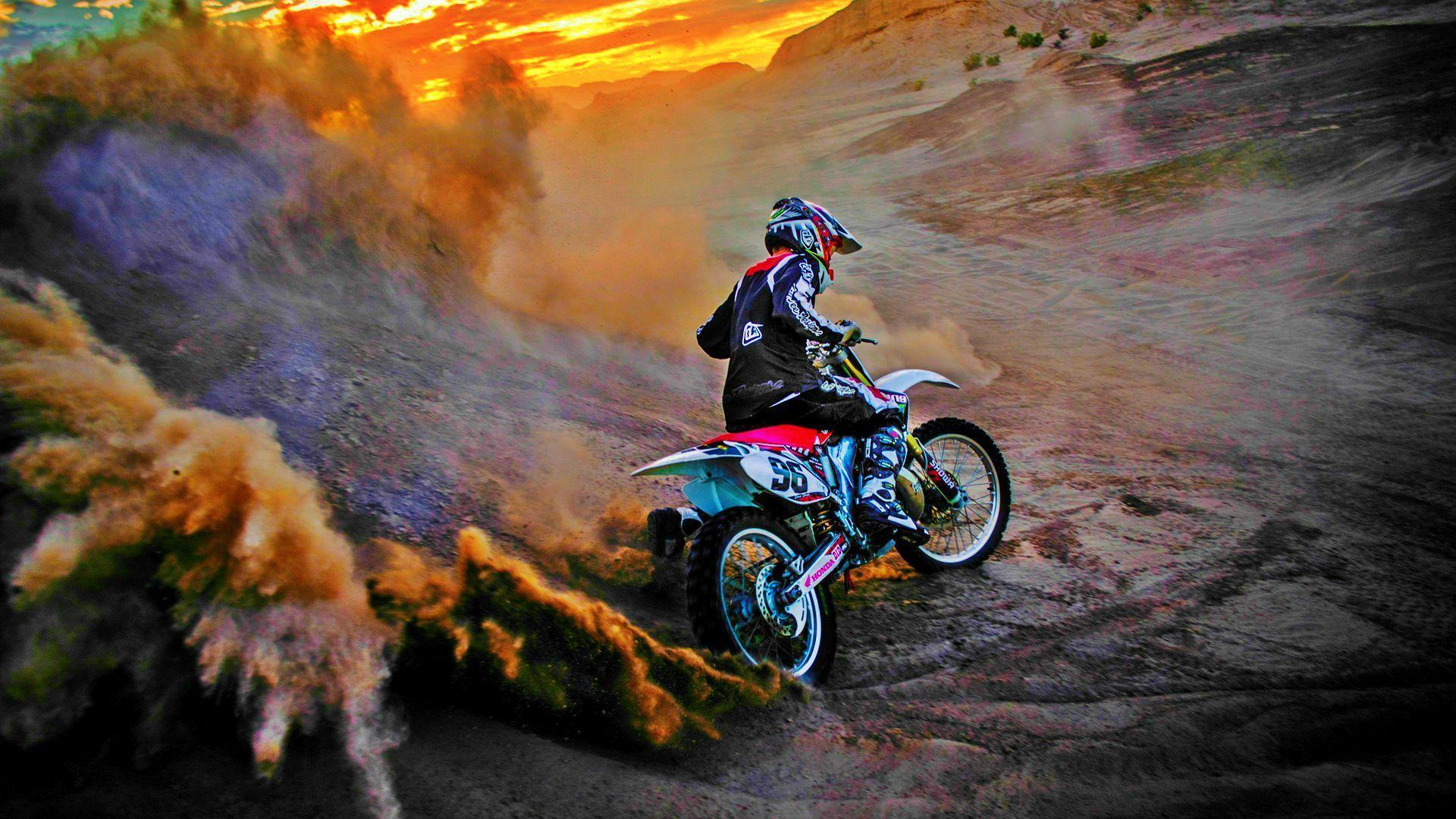amazing Motocross Wallpaper