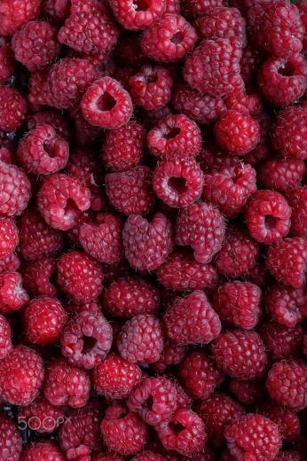 best natural Raspberries Wallpaper