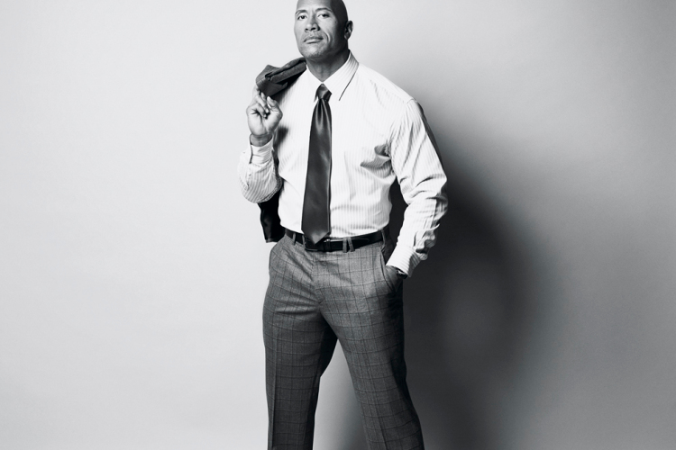 full top Dwayne Johnson image