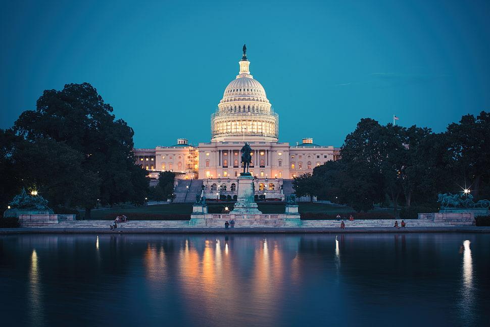 full top Washington Wallpaper
