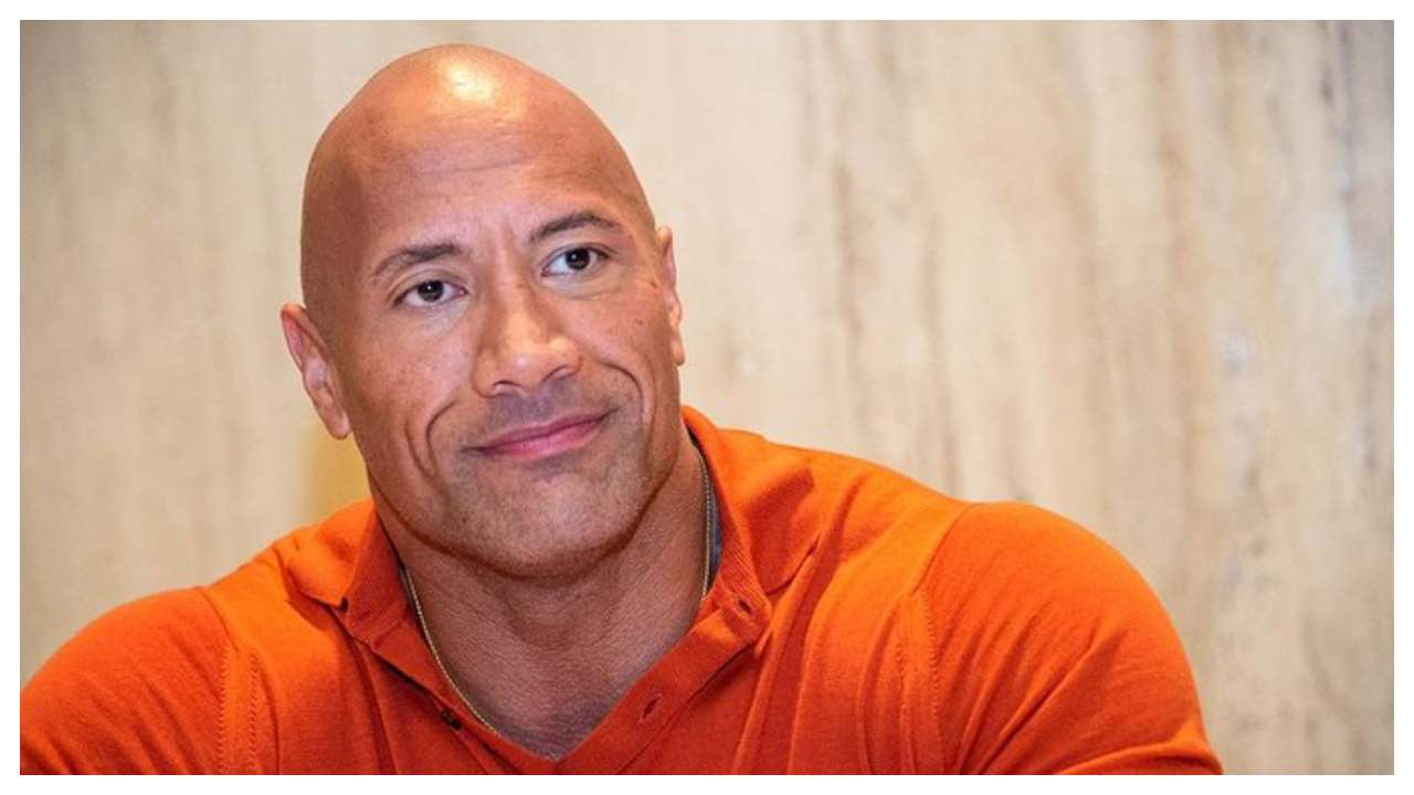 the rock covid Dwayne Johnson