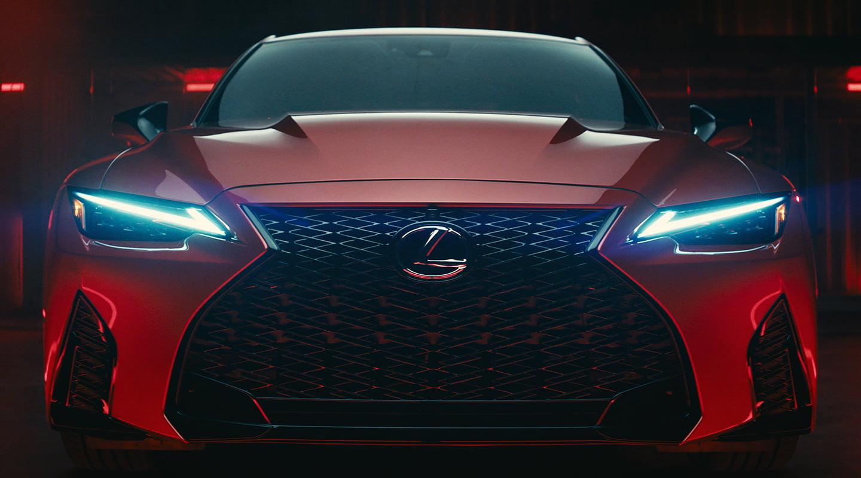 Lexus IS 500 F SPORT Performance photo hd