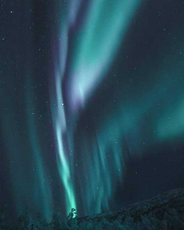 best 3d Aurora Borealis Wallpaper