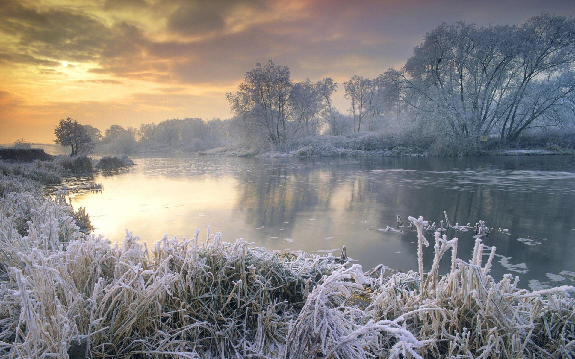 free HD Winter Background