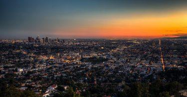 widescreen nature Los Angeles Wallpaper