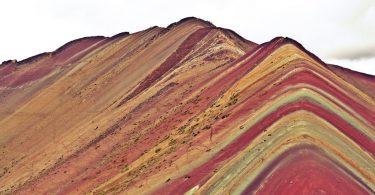 amazing Rainbow Mountains image