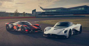 awesome Aston Martin Valhalla