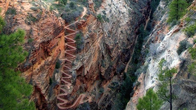 beautiful Zion National Park image