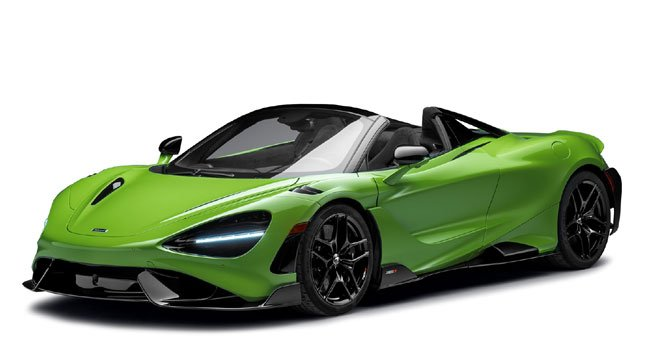 best McLaren 765LT Spider image