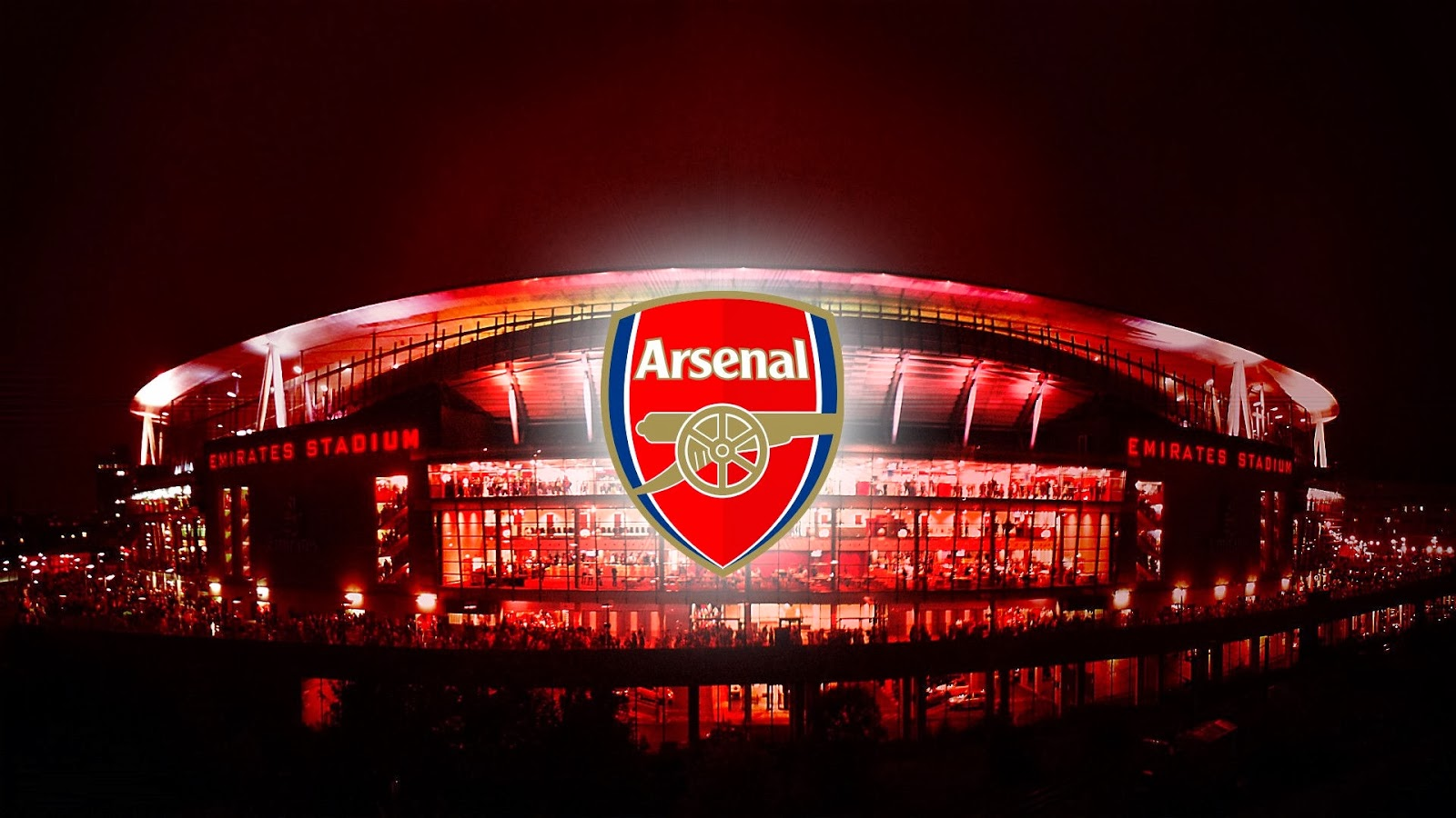 most popular FC Arsenal Gunners