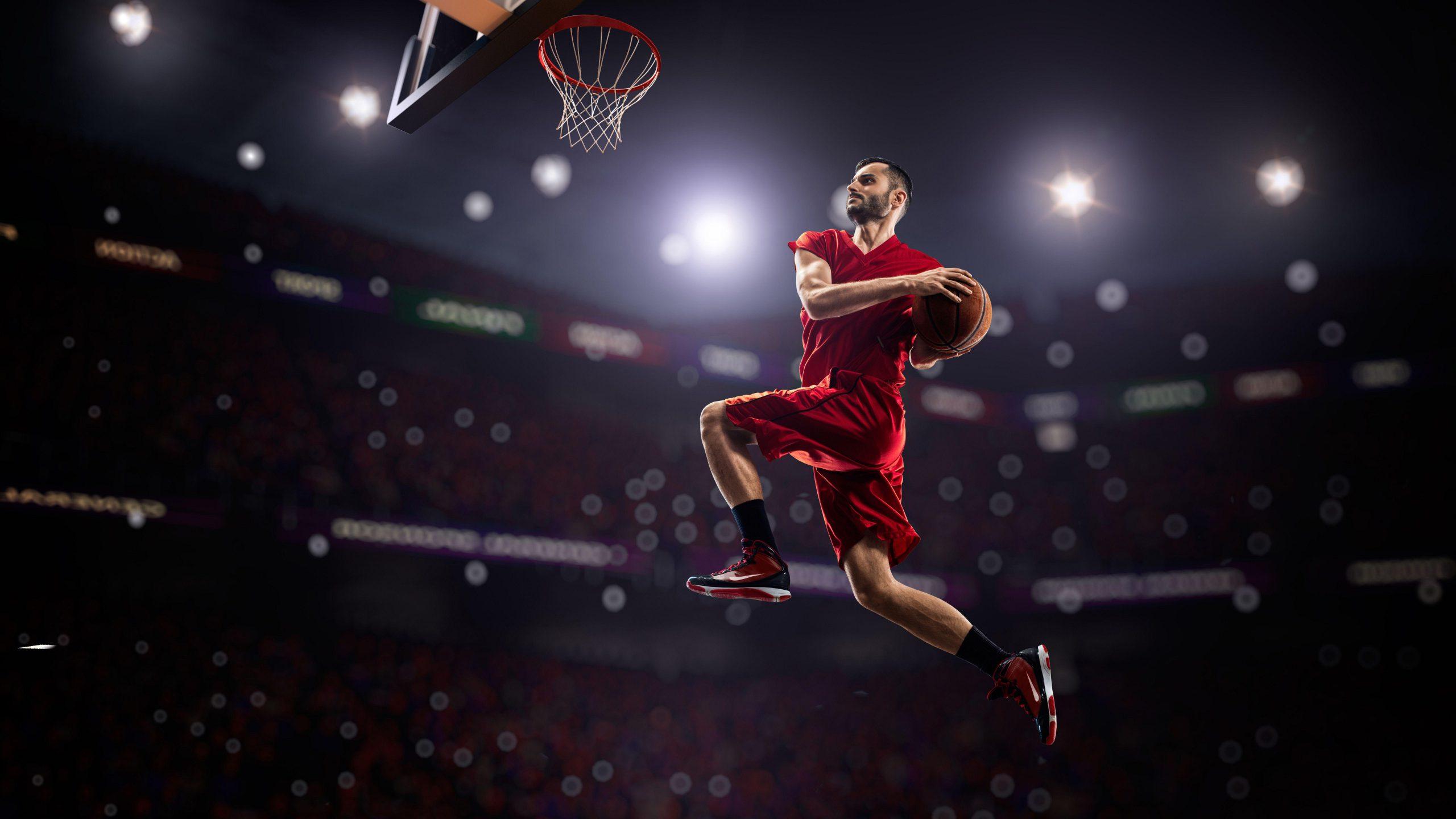 super jumping Basketball Wallpapers