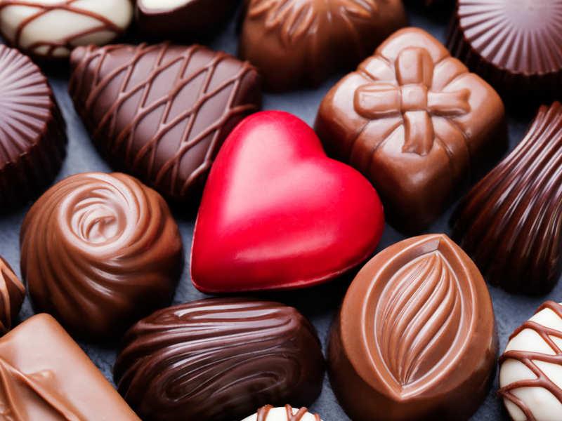 2020 Happy Chocolate Day image