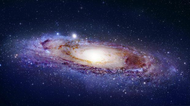 Andromeda Galaxy Milky Way