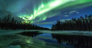 beautiful Aurora Wallpaper