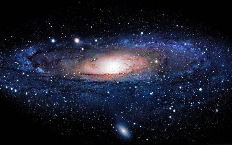 beautiful natural HD Galaxy Wallpaper
