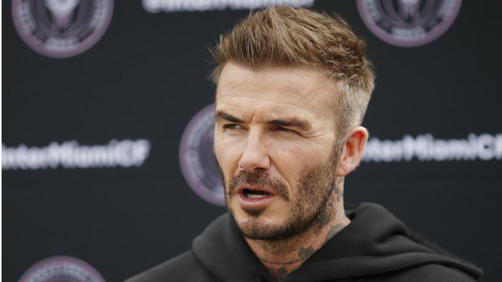 best David Beckham image
